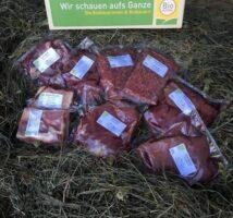 Bio Jungrind Fleisch Paket