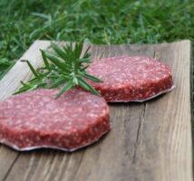 BBQ Jungrind Fleisch